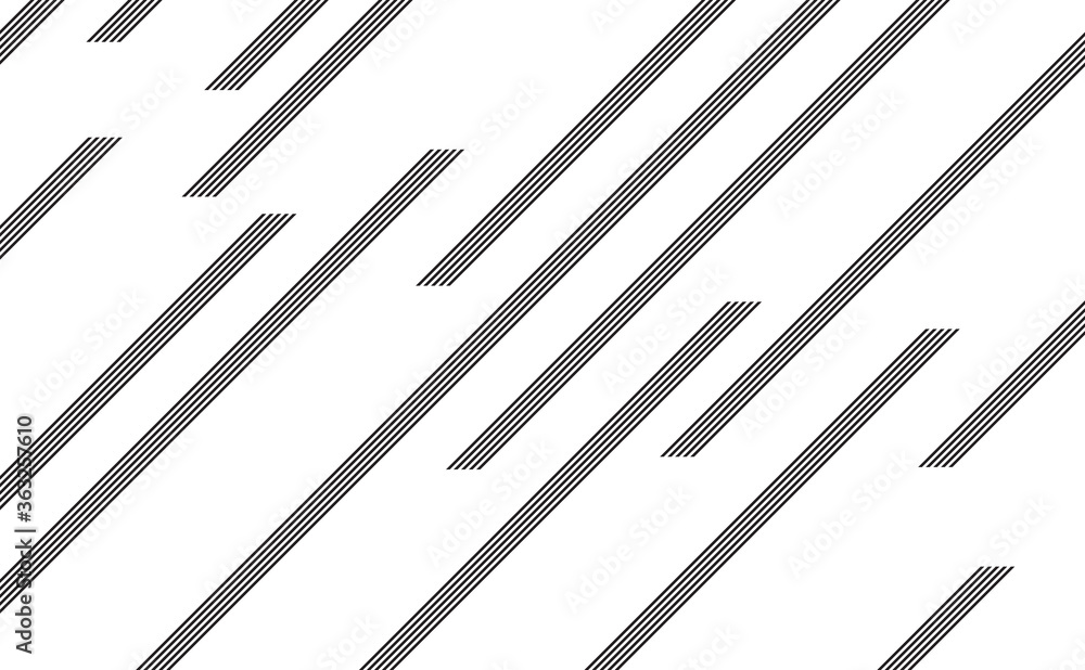 Fototapeta Creative lines pattern abstract background