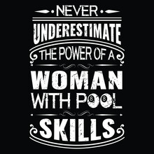 Never Underestimate The Power ...