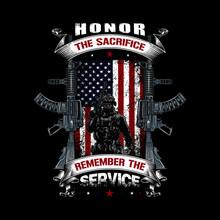 Honor The Sacrifice Remember T...