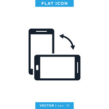Smartphone Icon Vector Design ...