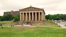 The Parthenon (Full Size Replica Of Greek Landmark In Nashville Tennessee)