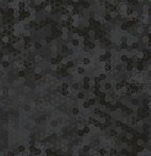 Vector Background Of Grey Dust...