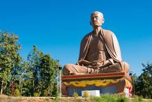Big Monk Statue In Pai, Mae Ho...