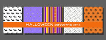Collection Of  Halloween Patte...