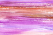 Leinwanddruck Bild - Abstract watercolor bright background. Hand-painted texture, brush smears, stripes. .Illustration for backgrounds, wallpapers, covers, print design.