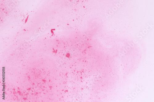 Photo fuchsia pink watercolor gradient