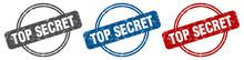 Top Secret Stamp. Top Secret S...