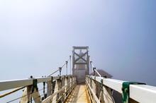 Suspension Bridge To The Point...