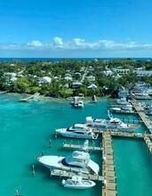 High Angle View Of Marina