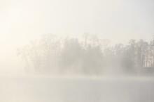 Beautiful Shot Of A Lake Durin...
