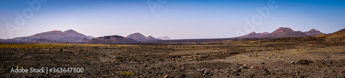 Fotografia Panorama Lanzarote