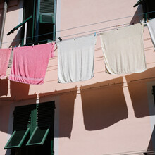 Washing In Italy