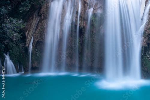 Magical waterfall - 363657654