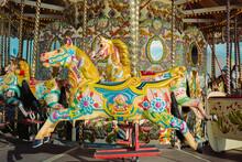 Brighton Carousel Horses