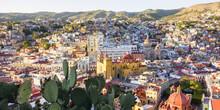 Cityscape Of Guanajuato, Mexico