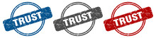Trust Stamp. Trust Sign. Trust...