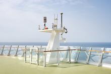 Ship`s Communication Mast