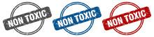 Non Toxic Stamp. Non Toxic Sig...