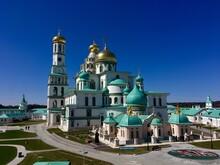 New Jerusalem Monastery Near M...