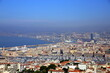 Top View Of The Gulf And The City Of Marseille, France