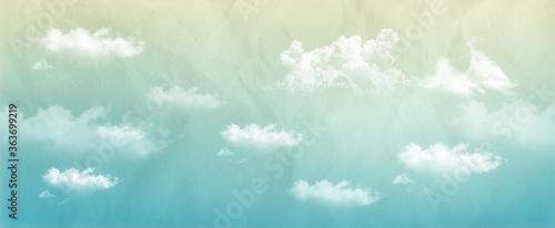 Valokuvatapetti Creative sky background Design textured.