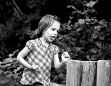 Move On, Little Girl Run Fast