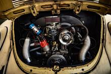 Vintage Beetle Engine Circa 1971