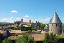 Castillo De Carcasona, Francia...