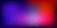Dark Blue, Red Vector Abstract...