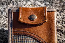 Detail Of Handmade Wallet For ...