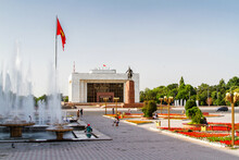 BISHKEK, KYRGYZSTAN - JULY 18,...