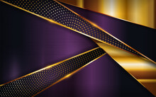 Luxury Purple Background With ...