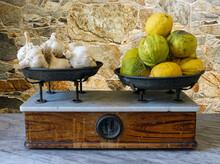 Limoni E Bulbi Di Agli - 6852