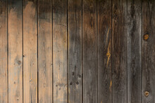 Texture Of An Old Wooden Downe...