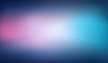 Abstract Blurred Blue Purple P...
