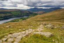 This Is Helvellyn A Mountain I...