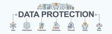 Data Protection Banner Web Ico...