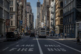 Fototapeta Nowy Jork - New York City Streets