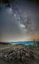 Panoramic Shot From Milky Way ...