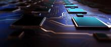 Printed Circuit Board Futurist...