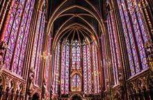 The Sainte Chapelle (Holy Chap...