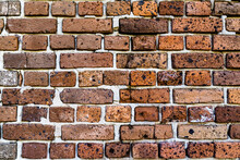 Old Brick Colored Brick Masonr...
