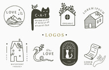 Beauty Occult Logo Collection ...