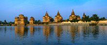 View Of Royal Cenotaphs (Chhat...