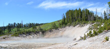Late Spring In Yellowstone Nat...