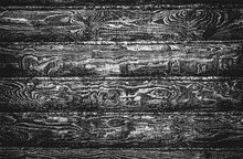 Distressed Overlay Wooden Plan...