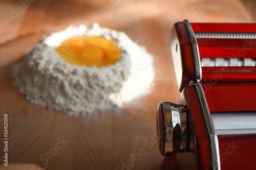 Photo Pasta machine