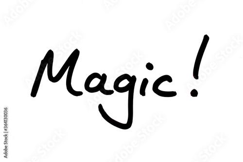 Magic! Canvas Print