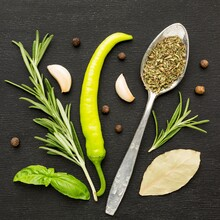 Spices For Cooking Photo