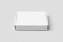 White Cardboard Postal, Mailin...